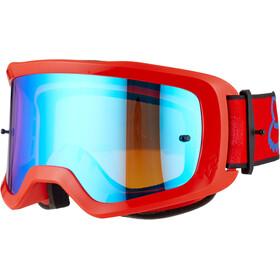 Fox Main Oktiv Spark Goggles Herren rot